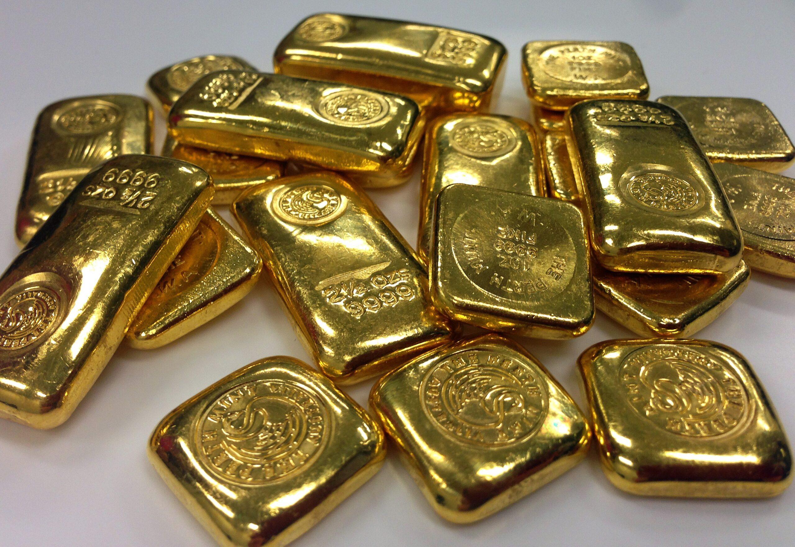هل التداول بالذهب حرام