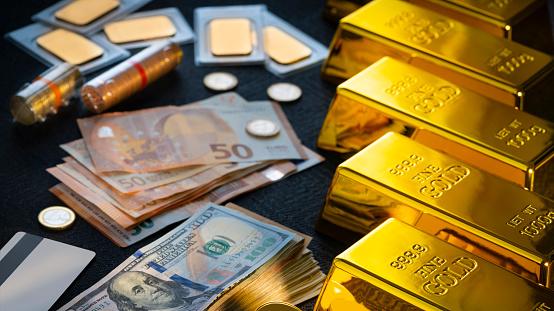 طرق تجارة الذهب للمبتدئين