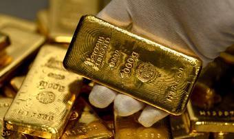 التداول في الذهب