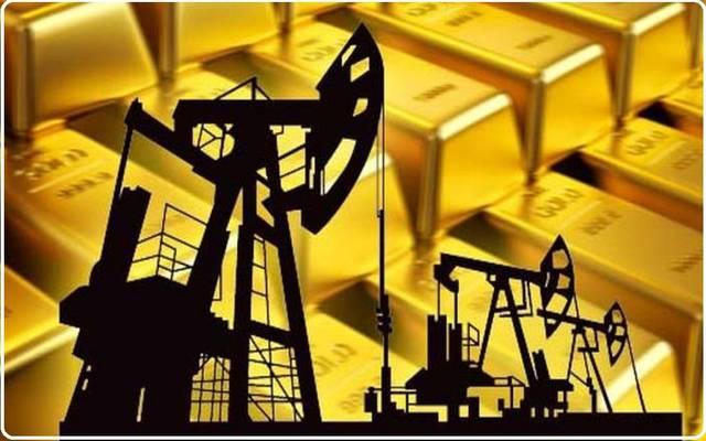 الذهب والنفط.