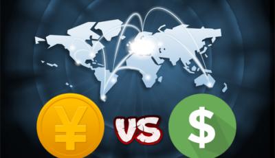عاجل | اليوان الرقمي الصيني يكسر هيمنة الدولار الأمريكي ويفوق نجاح اليورو والين