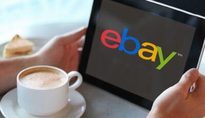 طريق الاستثمار يبدأ من eBay بمبلغ 250 دولار فقط