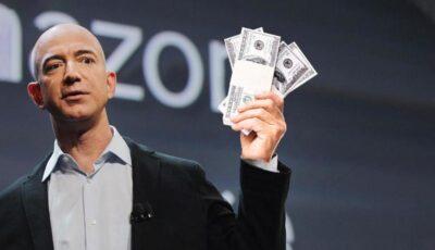 """كيف تصبح مثل """"جيف بيزوس"""" أغنى رجل بالعالم؟"""