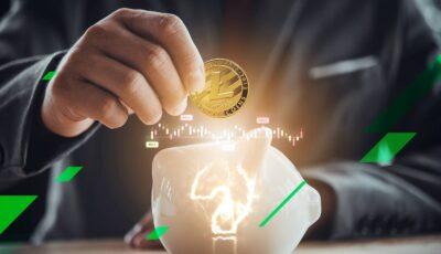 تداول العملات الرقمية يزيد دخلك 3 اضعاف شهرياً